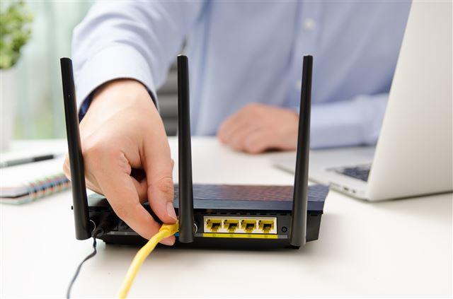 Jak zmienić hasło administratora routera WiFi? 1