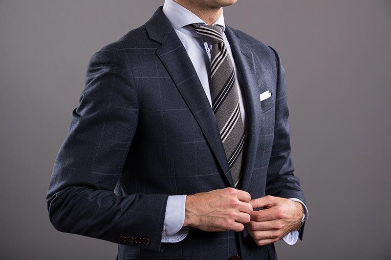 Jak zawiązać krawat? 5