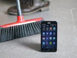 czyszczenie telefonu z androidem