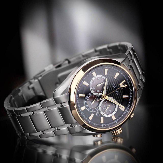 Tradycja, klasa i nowoczesna technologia, czyli zegarki Citizen. 7