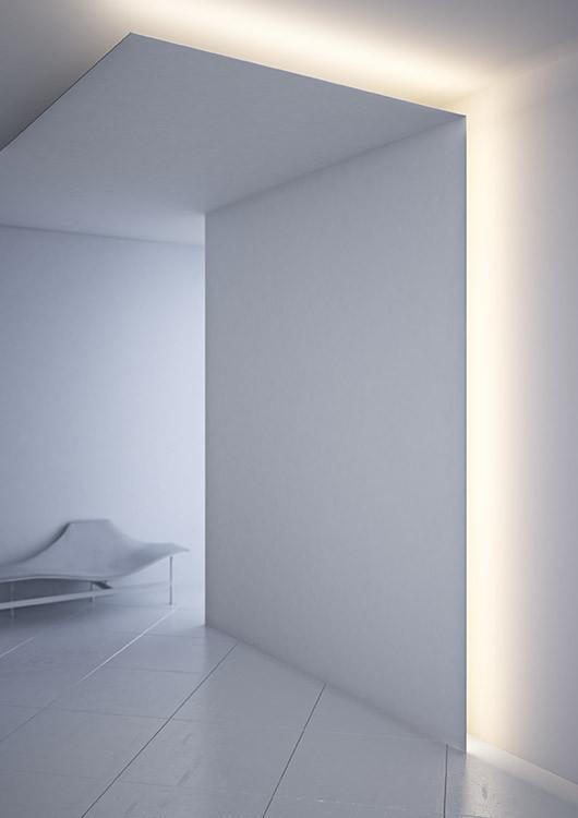 Montaż profil LED NISA-KRA 10